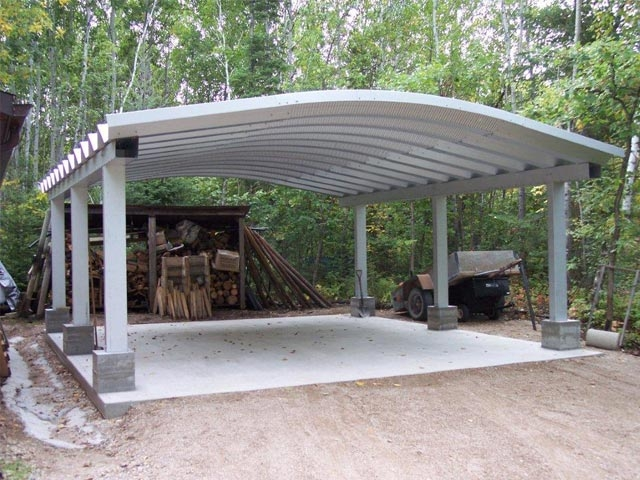 Prefab Carports Texas : Carport photo gallery the ultimate